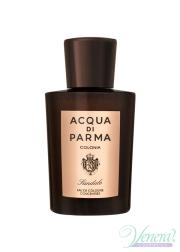 Acqua di Parma Colonia Sandalo Set (EDC Concentree 100ml + SG 75ml + Candle 65gr) για άνδρες Αρσενικά Σετ