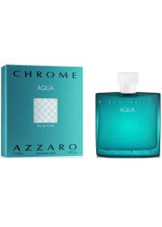Azzaro Chrome Aqua EDT 100ml για άνδρες Αρσενικά Αρώματα