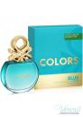Benetton Colors de Benetton Blue EDT 80ml για γυναίκες ασυσκεύαστo Γυναικεία Аρώματα χωρίς συσκευασία