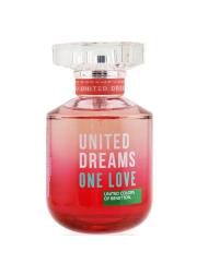 Benetton United Dreams One Love EDT 80ml  για γυναίκες ασυσκεύαστo Γυναικεία Аρώματα χωρίς συσκευασία