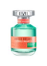 Benetton United Dreams Open Your Mind EDT 80ml  για γυναίκες ασυσκεύαστo Γυναικεία Аρώματα χωρίς συσκευασία