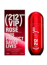 Carolina Herrera 212 VIP Rose Red EDP 80ml για γυναίκες Γυναικεία αρώματα