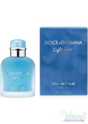 Dolce&Gabbana Light Blue Eau Intense Pour Homme EDP 100ml για άνδρες Ανδρικά Аρώματα