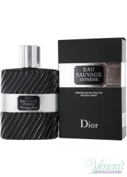 Dior Eau Sauvage Extreme EDT 100ml για άνδρες Ανδρικά Аρώματα
