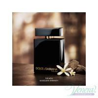 Dolce&Gabbana The One Eau de Parfum Intense EDP 100ml για άνδρες ασυσκεύαστo