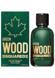 Dsquared2 Green Wood EDT 100ml για άνδρες Ανδρικά Αρώματα