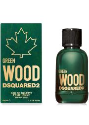 Dsquared2 Green Wood EDT 50ml για άνδρες Ανδρικά Αρώματα