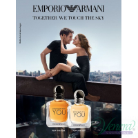 Emporio Armani Because It's You Set (EDP 100ml + EDP 15ml + BL 75ml) για γυναίκες Γυναικεία Σετ