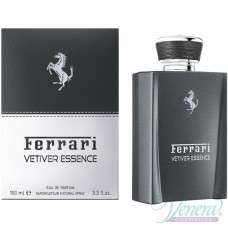Ferrari Vetiver Essence EDP 100ml για άνδρες