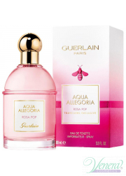 Guerlain Aqua Allegoria Rosa Pop EDT 100ml για γυναίκες Γυναικεία Аρώματα