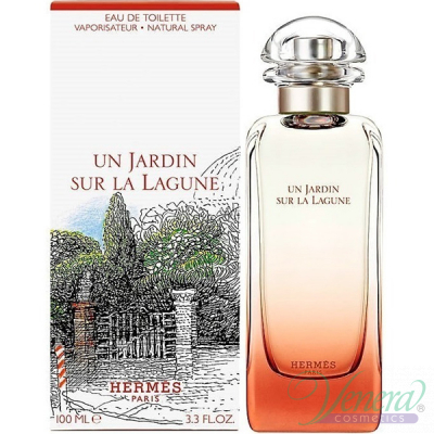Hermes Un Jardin Sur La Lagune EDT 100ml για άνδρες και Γυναικες Unisex χωρίς συσκευασία