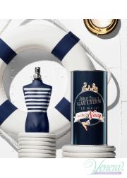 Jean Paul Gaultier Le Male In The Navy EDT 125ml για άνδρες ασυσκεύαστo Ανδρικά Аρώματα χωρίς συσκευασία
