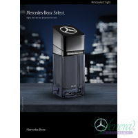 Mercedes-Benz Select Night EDT 100ml για άνδρες ασυσκεύαστo Ανδρικά Аρώματα χωρίς συσκευασία
