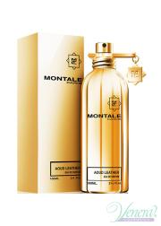 Montale Aoud Leather EDP 100ml για άνδρες και Γυναικες ασυσκεύαστo Unisex αρώματα χωρίς συσκευασία