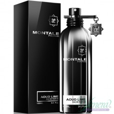 Montale Aoud Lime EDP 100ml για άνδρες και Γυναικες ασυσκεύαστo