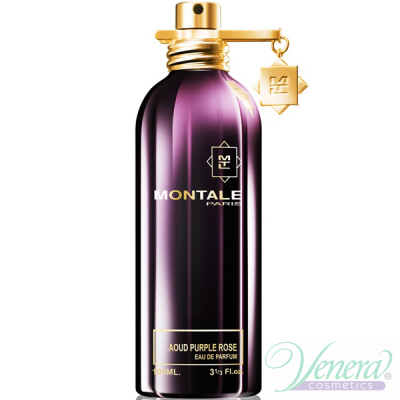Montale Aoud Purple Rose EDP 100ml για άνδρες και Γυναικες ασυσκεύαστo