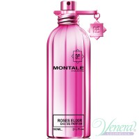 Montale Roses Elixir EDP 100ml for Women Without Package Women's Fragrances without package