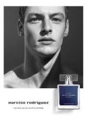 Narciso Rodriguez for Him Bleu Noir Extreme EDT 100ml  για άνδρες Ανδρικά Аρώματα
