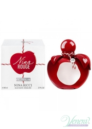 Nina Ricci Nina Rouge EDT 80ml για γυναίκες ασυσκεύαστo Προϊόντα χωρίς συσκευασία