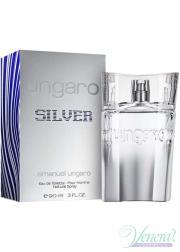 Ungaro Silver EDT 90ml για άνδρες ασυσκεύαστo Ανδρικά Аρώματα χωρίς συσκευασία
