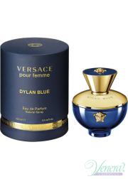 Versace Pour Femme Dylan Blue EDP 100ml για γυναίκες Γυναικεία Аρώματα
