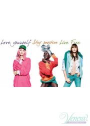 Benetton United Dreams Stay Positive EDT 80ml για γυναίκες Γυναικεία αρώματα