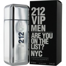 Carolina Herrera 212 VIP Men EDT 50ml για άνδρες