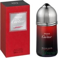 Cartier Pasha de Cartier Edition Noire Sport EDT 100ml for Men Men's Fragrance