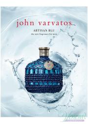 John Varvatos Artisan Blu EDT 125ml για άνδρες ασυσκεύαστo Ανδρικά Аρώματα χωρίς συσκευασία