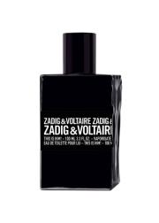 Zadig & Voltaire This is Him EDT 100ml για άνδρες ασυσκεύαστo Αρσενικά Αρώματα Χωρίς Συσκευασία