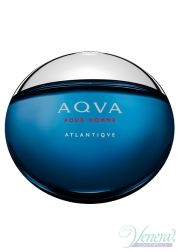 Bvlgari Aqva Pour Homme Atlantiqve EDT 100ml για άνδρες ασυσκεύαστo Men's Fragrances without package