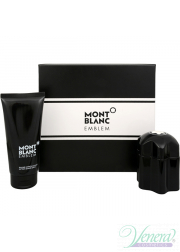 Mont Blanc Emblem Set (EDT 60ml + AS Balm 100ml) για άνδρες Αρσενικά Σετ