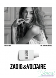 Zadig & Voltaire This is Her Set (EDP 50ml + BL 75ml) για γυναίκες Women's Gift sets
