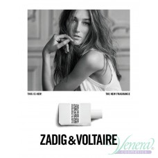 Zadig & Voltaire This is Her EDP 100ml για γυναίκες ασυσκεύαστo
