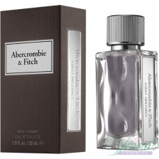 Abercrombie & Fitch First Instinct EDT 30ml για άνδρες