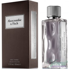 Abercrombie & Fitch First Instinct EDT 50ml για άνδρες