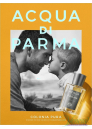 Acqua di Parma Colonia Pura Set (EDC 100ml + EDC 5ml + SG 50ml) για άνδρες και Γυναικες Unisex Gift sets