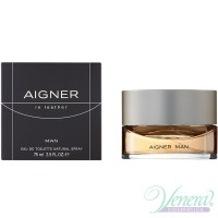 Aigner In Leather Man EDT 75ml για άνδρες Ανδρικά Αρώματα