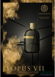 Amouage The Library Collection Opus VII EDP 100ml για άνδρες και Γυναικες ασυσκεύαστo Unisex Fragrances without package
