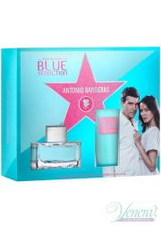 Antonio Banderas Blue Seduction Set (EDT 50ml + BL 100ml) για γυναίκες Γυναικεία Σετ