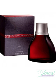 Antonio Banderas Spirit EDT 100ml για άνδρες