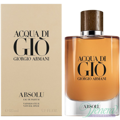 Armani Acqua Di Gio Absolu EDP 125ml για άνδρες