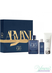 Armani Acqua Di Gio Profondo Set (EDP 75ml + ED...