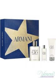 Armani Acqua Di Gio Set (EDT 100ml + EDT 15ml +...