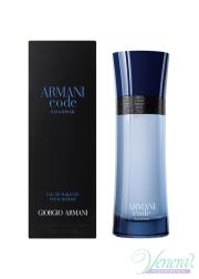 Armani Code Colonia EDT 200ml για άνδρες Ανδρικά Аρώματα