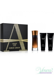 Armani Code Profumo Set (EDP 60ml + AS Balm 75ml + SG 75ml) για άνδρες Men's Gift sets