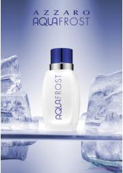 Azzaro Aqua Frost EDT 75ml για άνδρες ασυσκεύαστo Ανδρικά Аρώματα χωρίς συσκευασία