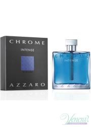 Azzaro Chrome Intense EDT 100ml για άνδρες Αρσενικά Αρώματα