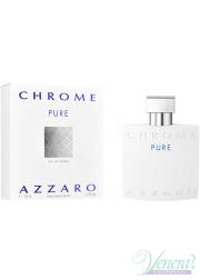 Azzaro Chrome Pure EDT 50ml για άνδρες Men's Fragrance