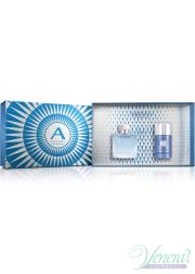 Azzaro Chrome Set (EDT 50ml + Deo Stick 75ml) γ...